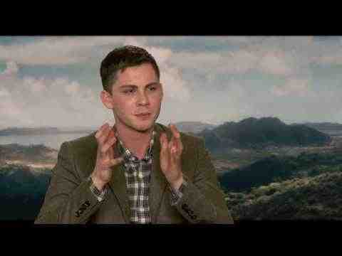 Noah - Logan Lerman Interview