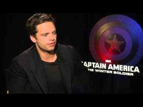 Captain America: The Winter Soldier - Sebastian Stan Interview