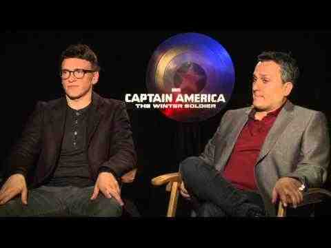 Captain America: The Winter Soldier - Directors Anthony & Joe Russo Interview