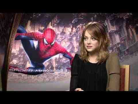 The Amazing Spider-Man 2 - Emma Stone Interview