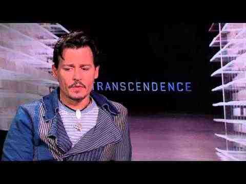 Transcendence - Johnny Depp Interview