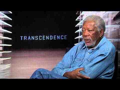 Transcendence - Morgan Freeman Interview