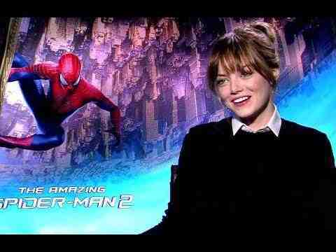 The Amazing Spider-Man 2 - Emma Stone Interview 2