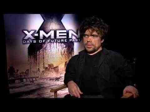 X-Men: Days of Future Past - Peter Dinklage Interview
