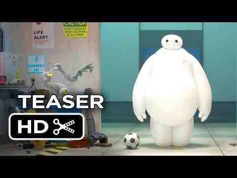 Big Hero 6 - teaser trailer 1