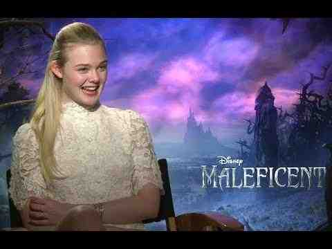 Maleficent - Elle Fanning Interview