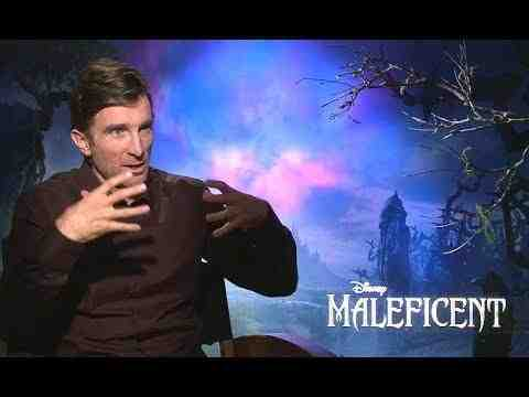 Maleficent - Sharlto Copley Interview