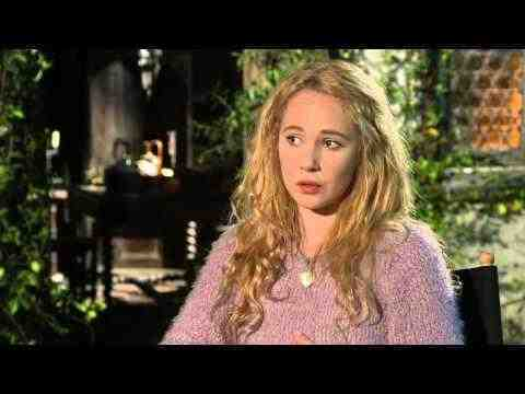 Maleficent - Juno Temple Interview