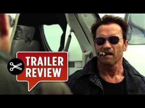 The Expendables 3 - Trailer Review