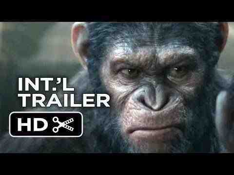 Dawn of the Planet of the Apes - trailer 3