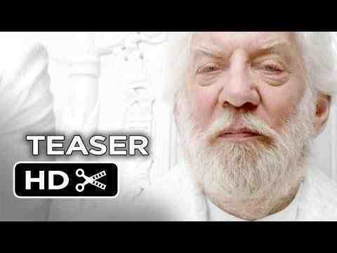 The Hunger Games: Mockingjay - Part 1 - teaser trailer 1