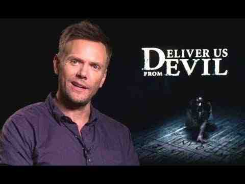 Deliver Us from Evil - Joel McHale Interview