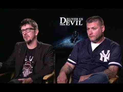 Deliver Us from Evil - Scott Derrickson & Sgt. Ralph Sarchie Interview