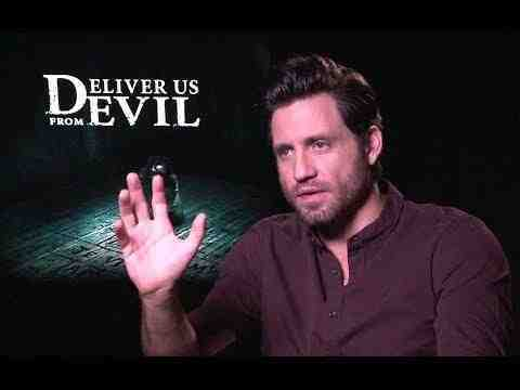 Deliver Us from Evil - Edgar Ramirez Interview