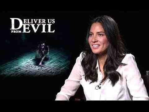 Deliver Us from Evil - Olivia Munn Interview