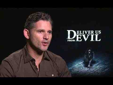 Deliver Us from Evil - Eric Bana Interview
