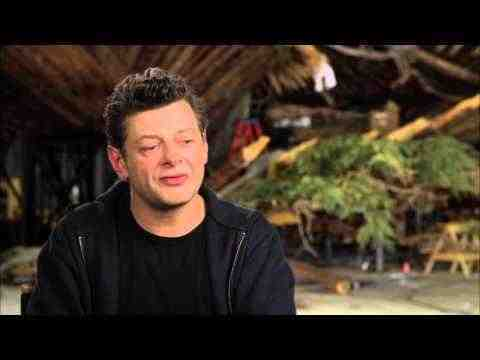 Dawn of the Planet of the Apes - Andy Serkis Interview 1