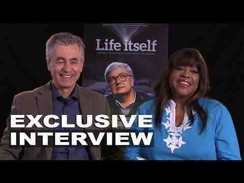 Life Itself - Steve James & Chaz Ebert Exclusive Interview