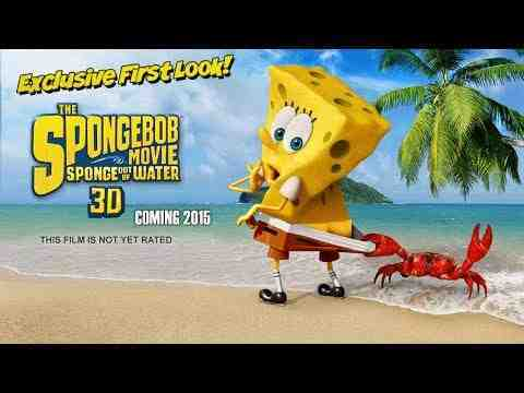 The SpongeBob Movie: Sponge Out of Water - trailer 1