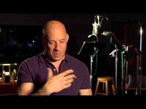 Guardians of the Galaxy - Vin Diesel Interview