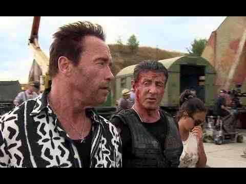 The Expendables 3 - B-Roll Footage