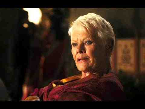The Second Best Exotic Marigold Hotel - trailer 1