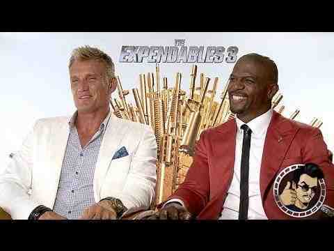 The Expendables 3 - Dolph Lundgren and Terry Crews interview