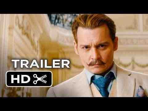 Mortdecai - teaser trailer 1