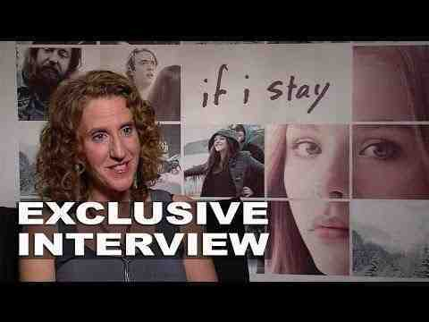 If I Stay - Gayle Forman Interview