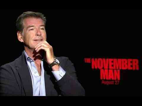 The November Man - Pierce Brosnan Interview