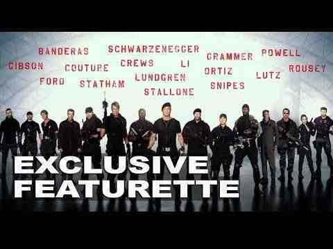 The Expendables 3 - Featurette 1