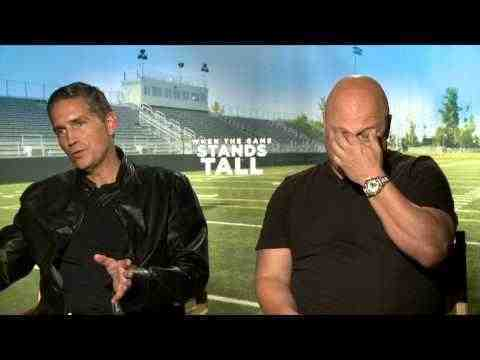 When the Game Stands Tall - Jim Caviezel & Michael Chiklis Interview