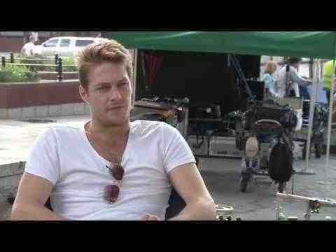 The November Man - Luke Bracey Interview