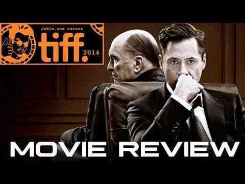 The Judge - Movie Review 1