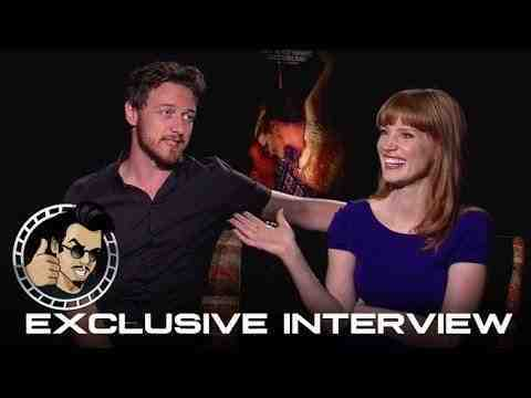The Disappearance of Eleanor Rigby: Them - Jessica Chastain and James McAvoy Interview