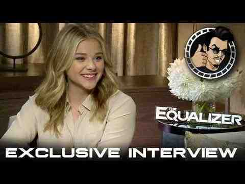 The Equalizer - Chloe Grace Moretz Interview