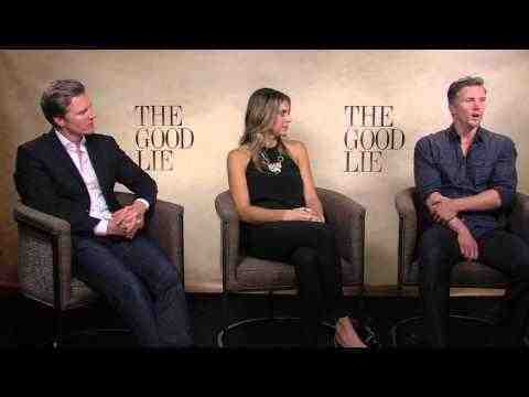 The Good Lie - Molly Smith, Thand Luckinbill, & Trent Luckinbilll Interview