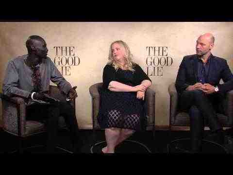 The Good Lie - Ger Duany, Sara Baker, & Corey Stoll Interview