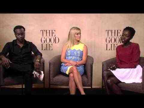 The Good Lie - Reese Witherspoon, Arnold Oceng, & Kuoth Wiel Interview