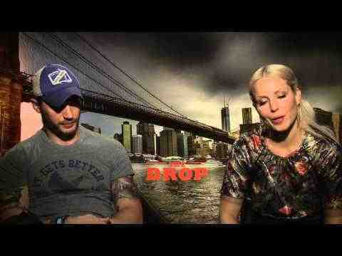 The Drop - Tom Hardy & Noomi Rapace Interview