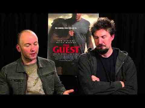 The Guest - Simon Barrett and Adam Wingard Interview