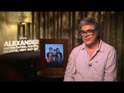 Alexander and the Terrible, Horrible, No Good, Very Bad Day - Director Miguel Arteta Interview