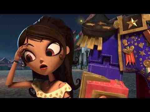 Book of Life - Clip