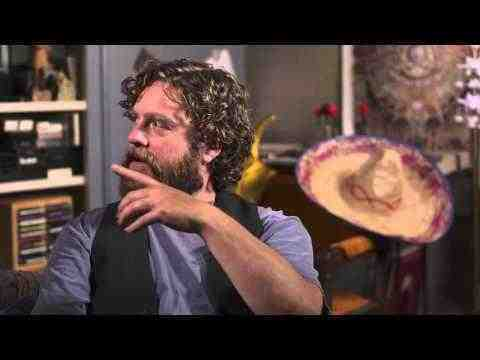 Are You Here - Zach Galifianakis Interview