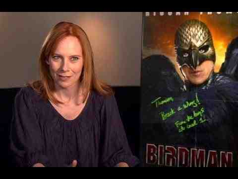 Birdman - Amy Ryan Interview