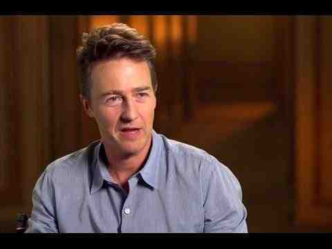 Birdman - Edward Norton Interview