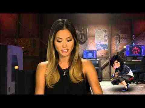 Big Hero 6 - Jamie Chung Interview