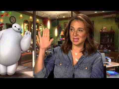 Big Hero 6 - Maya Rudolph Interview