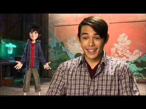 Big Hero 6 - Ryan Potter Interview