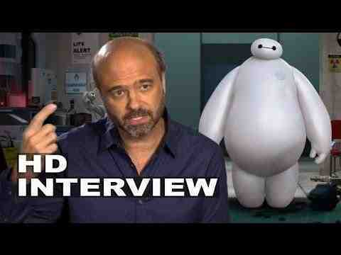 Big Hero 6 - Scott Adsit Interview